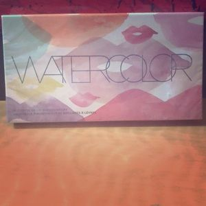 BITE watercolor lipgloss library. New in package!